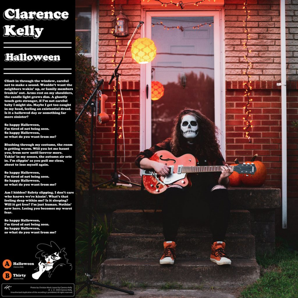 Single: Clarence Kelly – Halloween