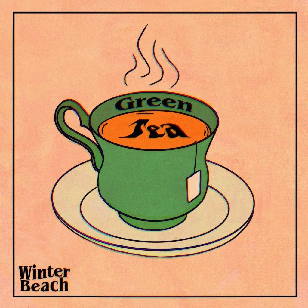 Single: Winter Beach – Green Tea