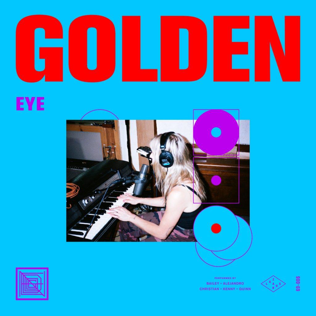Single: GOLDEN – Eye