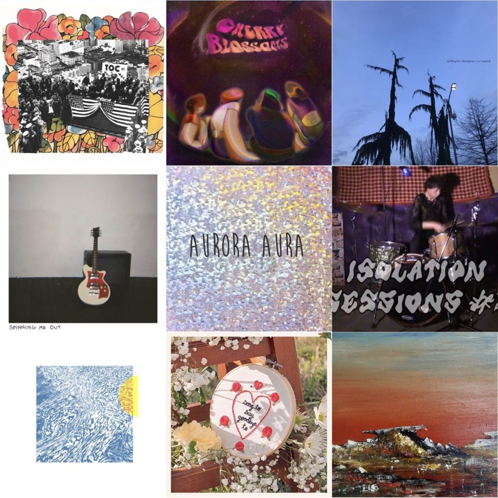Week 16: 9 songs for 9 to 5 jobs