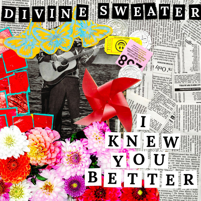 Single: Divine Sweater – I Knew You Better