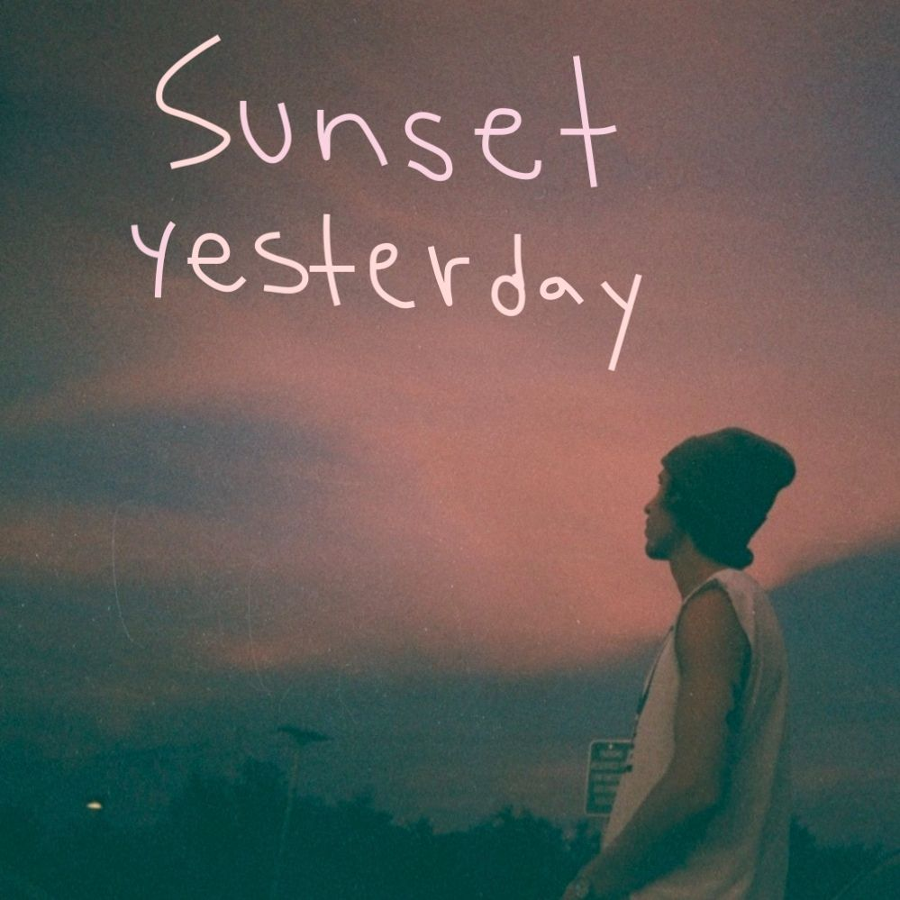 Single: ghost prom – sunset yesterday